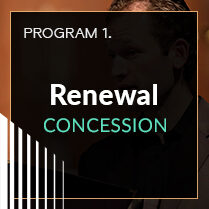Renewal - Concession Tickets
